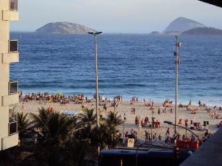 Best place Ipanema Beach  Rio de Janeiro Brazil