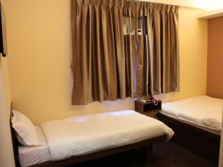 great location cozy familly room for 3pax, Hongkong