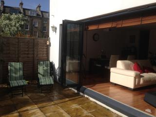 Holiday home rental in Central London/Zone 2