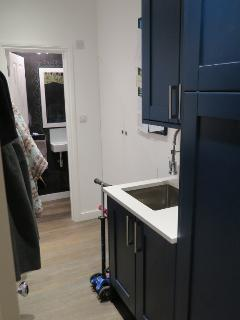 Utility/washing room