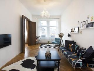 Old Town Apartment with FANTASTIC CASTLE VIEW, Praga