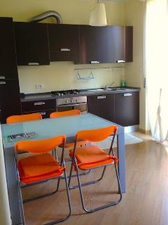 Kitchen-dining table