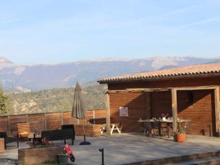 Maison Bioclimatique en Provence, Digne les Bains