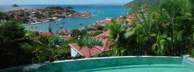 SPECIAL OFFER: St. Barths Villa 245 Located On The Heights Of Gustavia In St Barthelemy In The Caribbean.