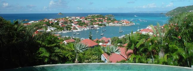 Villa Fabrizia  ^ Ocean View # Located in  Stunning Gustavia with Private Pool