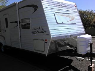 27' Travel Trailer, Flagstaff