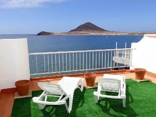 Apartamento con magnificas vistas al mar el Medano