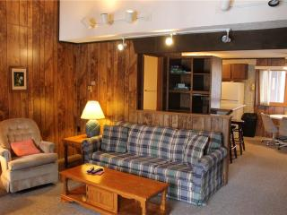 Located at Base of Powderhorn Mtn in the Western Upper Peninsula, An Affordable Trailside Condo with a Shared Hot Tub & Allows Dogs, Bessemer