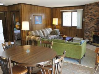 Located at Base of Powderhorn Mtn in the Western Upper Peninsula, A Quadruplex Rental Across the Street from the Main Ski Lodge, Ironwood