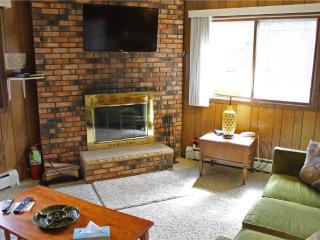 Located at Base of Powderhorn Mtn in the Western Upper Peninsula, A Quadruplex Home Within Walking Distance of Main Ski Lodge, Ironwood