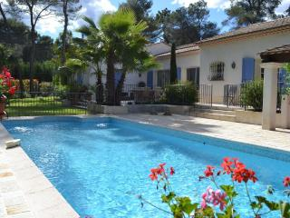Large, Beautiful And Private,Child-friendly Garden, Roquefort les Pins