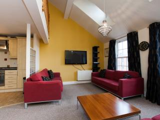 Penthouse University Area with parking (sleeps 8)