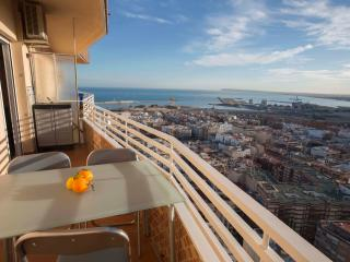 Skylights-One Bedroom-Apartment, Alicante