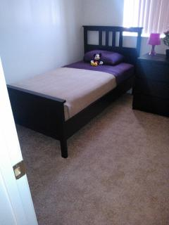 Additional picture of 3rd bedroom Twin Bed