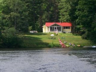 Lakefront Cottage Amazing Views, Kayak, Paddleboat, Wells