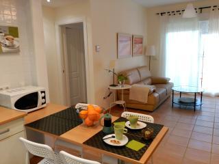Cocina y salón integrados en un solo ambiente