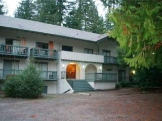 CR102vMapleFalls  - #72 Snowline Lodge Condo Sleeps 4!, Glacier