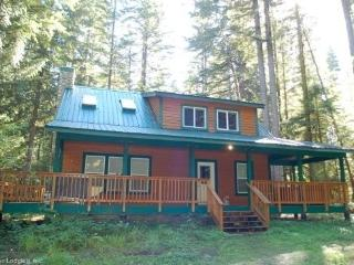 CR103MapleFalls  - Cabin #78 is a Genuine Cabin in the Country with all the Comforts of Home!, Glacier