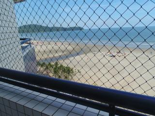 apartamento frente mar  guilhermina praia grande, Praia Grande