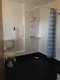 Refurbished wet room