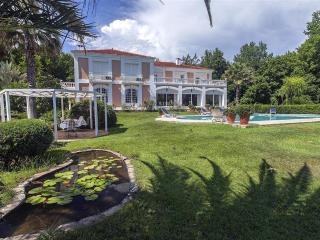Luxurious villa with private pool and garden, Mugla
