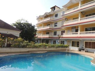 Marigold Apartment, Pamela Palms, Anjuna, Goa