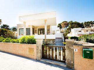 Villa Cala San Vicente, Cala Sant Vicenç