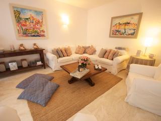 Delightful, spacious seaside villa in Cannes