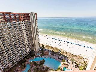 Shores of Panama 2213-1BR+BunkRm-AVAIL7/11-7/15 $1097 -RealJOY Fun Pass- CkOurRates, Panama City Beach