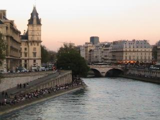 Paris stay