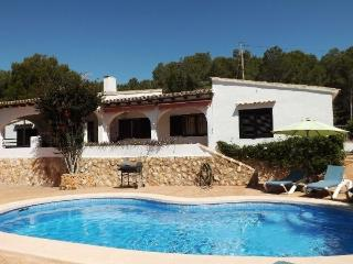 Villa La Pinada, Calpe