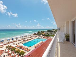 Oceanfront 1/1  With Direct Ocean Views:Sunny Isle, Sunny Isles Beach