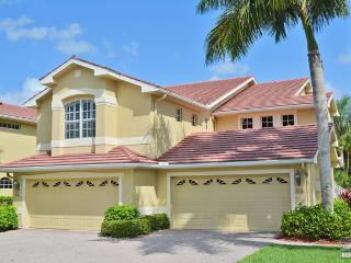 Stunning first floor coach home with full Social Membership at The Strand., Naples