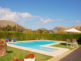 Villa Alberti. Nice Location. Views Traumantana Mountains. BBQ. Free car!
