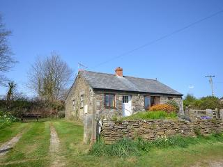 WISTE Barn situated in Bodmin (3mls E)