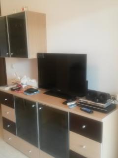 New TV, Free Sat, DVD, Wi-Fi, Speakers
