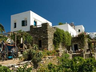 Apollon-Artemis Apartments / Apollon, Sifnos