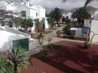 Roger house in playa Blanca Lanzarote
