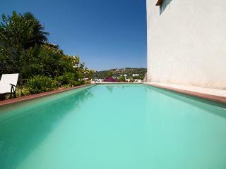 Villa Blumarine: La Terrazza, Castro
