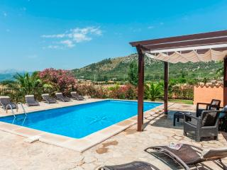 CAN CORRO - Property for 10 people in Oriolet, Playa de Muro