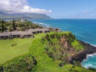 Pali Ke Kua #204: Ocean and Sunset views from your own private lanai..., Princeville