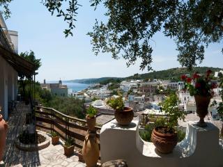 Villa Blumarine: Garden, Castro