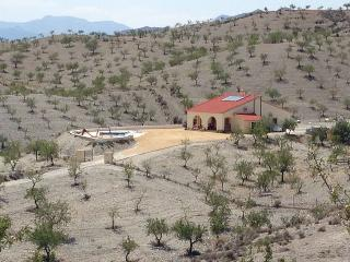 Rural Villa in Arroyo Medina Nr Albox, Almeria