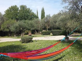 Maison, piscine, calme absolu dans oliveraie, Opio