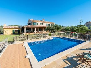 CAN VALERO - Property for 14 people in Aranjassa, Sant Jordi