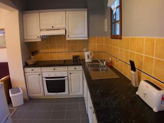 Le Soulor apartment kitchen
