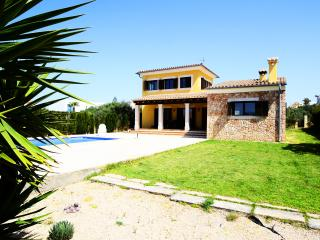 Villa Sa Torre has wonderful views to the sea., Llucmajor