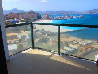 Apartment facing the sea, Mindelo