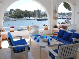 Front Line Semi Detached Villa In Cala d'Or, Cala d'Or