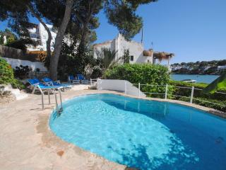 Front Line Semi Detached Villa In Cala d'Or